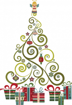 Christmas Tree Transparent PNG Pictures - Free Icons and PNG Backgrounds