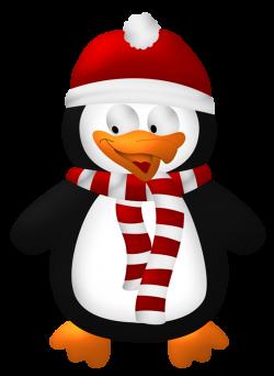 christmas penguins clipart - Google Search | Christmas | Pinterest ...