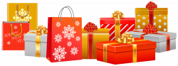 Clipart Xmas Gifts & Clip Art Xmas Gifts Images - OnClipart