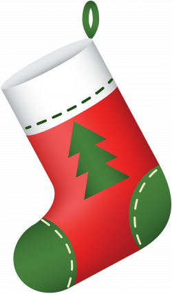Free Clipart Christmas Stocking at GetDrawings.com | Free for ...