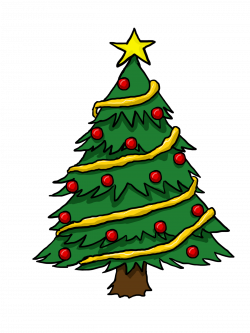 28+ Collection of Christmas Tree Logo Clipart | High quality, free ...