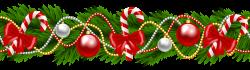 Christmas Pine Deco Garland PNG Clipart Image | Art | Pinterest ...