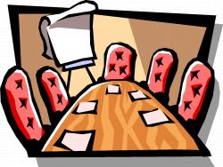 Church Board Meeting Clipart - Clip Art Library