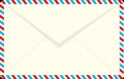 Image result for old envelope border | Mageda | Pinterest ...