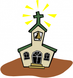 Come To Church Clipart