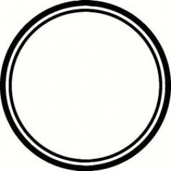 circle leaf border - Google Search   Chalkboard inspiration ...