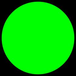 Green Circle Clip Art at Clker.com - vector clip art online, royalty ...