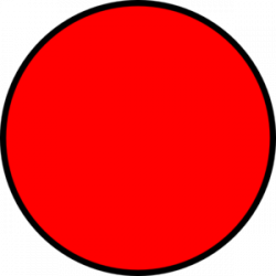 Red Circle Free Clipart