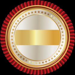 Seal Badge PNG Transparent Clip Art Image | PNG & Vectors ...