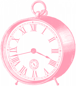 Free Clip Art Images - Vintage Clocks | Oh So Nifty Vintage Graphics
