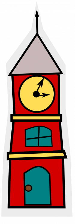 Grandfather Clock Clipart Group (69+)