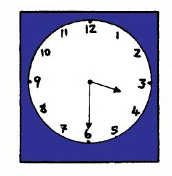 Half Past 5 O Clock N3 free image