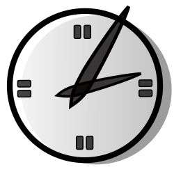 Blank Clock Clipart | Clipart Panda - Free Clipart Images