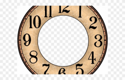 Clock Clipart Puppet - Learn Time On Clock - Png Download ...