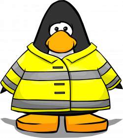 Image - Firefighter Jacket from a Player Card2.PNG | Club Penguin ...