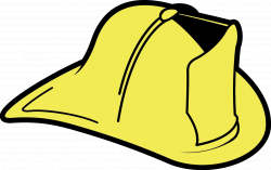 Firefighter Hat Front | Clipart Panda - Free Clipart Images