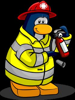 Firefighter | Club Penguin Wiki | FANDOM powered by Wikia