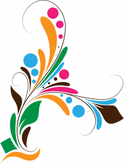 floral design png (1214×1600) | Backgrounds, borders and Frames ...