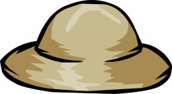 Image - Safari Hat clothing icon ID 432.png | Club Penguin Wiki ...