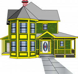 Bride clipart house - Pencil and in color bride clipart house