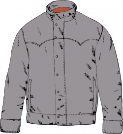 Clothing Jacket Clip Art at Clker.com - vector clip art online ...