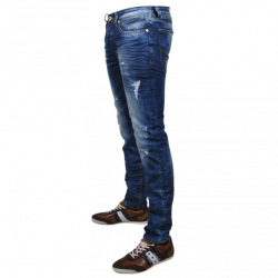 Blue Heren Jeans PNG Image - PurePNG | Free transparent CC0 PNG ...