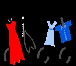 Clothes Clip Art at Clker.com - vector clip art online, royalty free ...