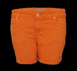 Short Pant Orange transparent PNG - StickPNG