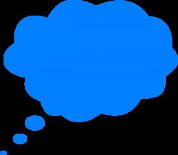 Speech balloon Thought Clip art - Thinking Cloud Cliparts 600*524 ...