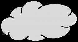 cloud clipart grey cloud clipart - Clip Art. Net