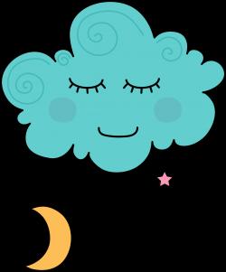 Dreaming Clipart Cloud Cartoon | jokingart.com Cloud Clipart