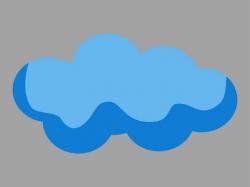 Free Cloud Cartoon Vector, Download Free Clip Art, Free Clip ...