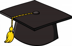 28+ Collection of Graduation Caps Clipart | High quality, free ...