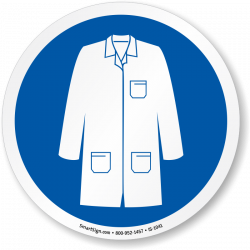 28+ Collection of Blue Lab Coat Clipart | High quality, free ...