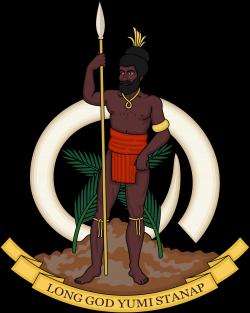 Coat of arms of Vanuatu - Wikipedia