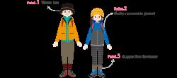 Climate & Clothing   Tateyama Kurobe Alpine Route