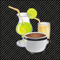Cup Of Coffee clipart - Coffee, Tea, Juice, transparent clip art