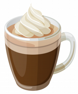 Coffee with Cream PNG Clipart Picture | Jedzenie | Pinterest | Art ...