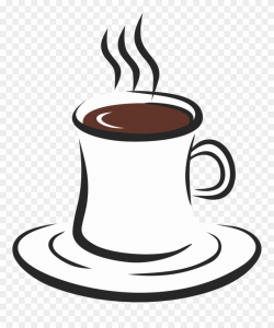 Coffee Time Clipart (#1399435) - PinClipart