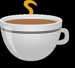 Cup Of Tea Clip Art at Clker.com - vector clip art online, royalty ...