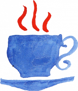 15 Watercolor Coffee Cups (PNG Transparent) | OnlyGFX.com