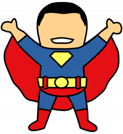 File:Superman Clipart.svg - Wikimedia Commons