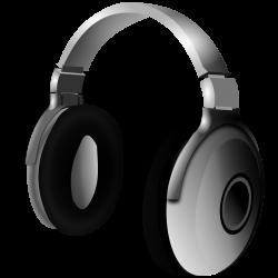 Clipart - headphone