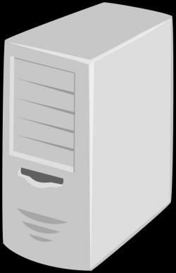Server Computer Clipart | Clipart Panda - Free Clipart Images
