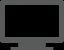 Computer Monitor And Keyboard Clip Art | Clipart Panda - Free ...
