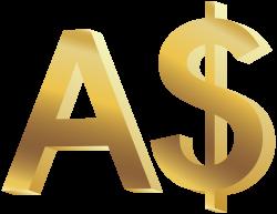Australian Dollar Symbol PNG Clip Art - Best WEB Clipart