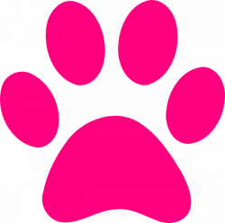 pink panther | pink panther paw print clip art , | for grid fi al ...
