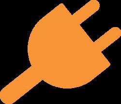 Electrical Plug Clip Art at Clker.com - vector clip art online ...