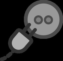 Power Plug Outlet Clip Art at Clker.com - vector clip art online ...