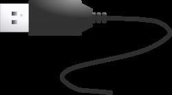 Clipart - USB plug